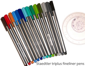 Remember The Original Ballpoint Stick Pens That Came With Spirograph Set In Versions We Had